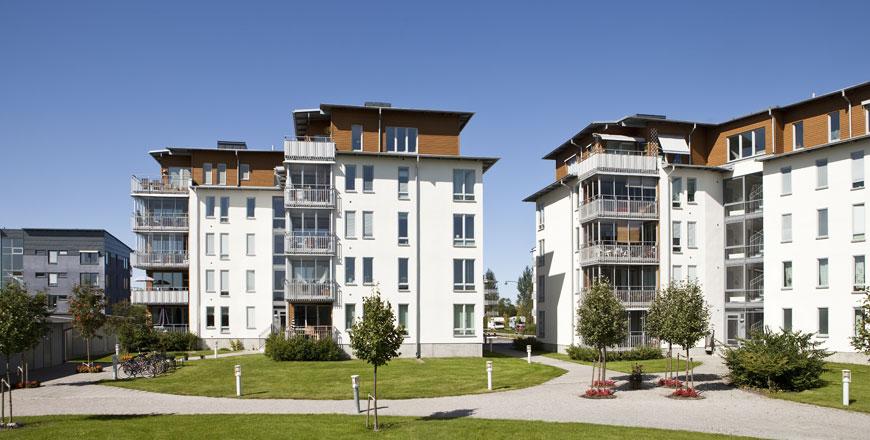 Kuće, stanovi i stambene zgrade